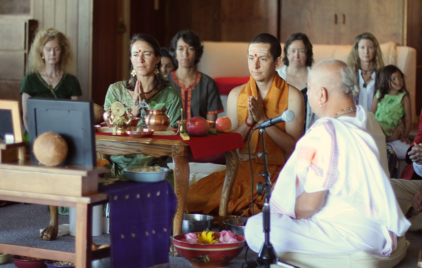 a Puja in Santa Barbara (3)